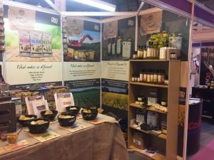 Farm Shop and Deli Show Stand
